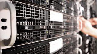 data centre, servers, hands