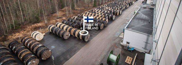 Reka er nu tildelt Nøgleflaget som et finsk produkt