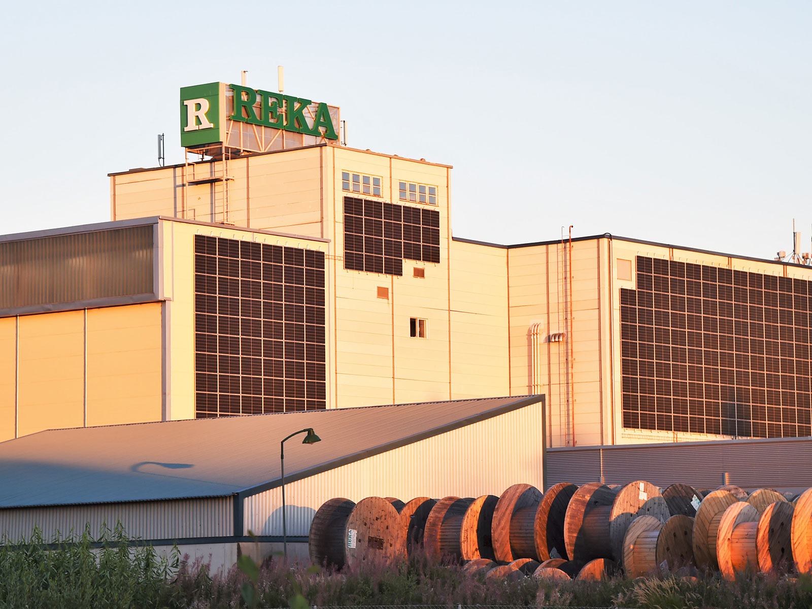 Riihimäki production site