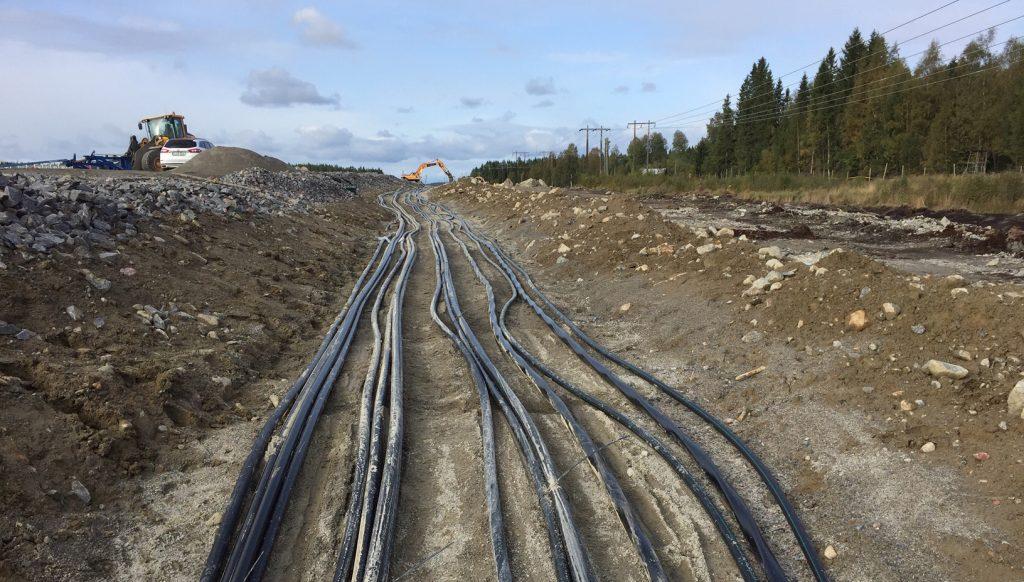 70 kilometer kabelförband från Reka Kabel och grossisten Onninen lades ner på bara 6 månader.